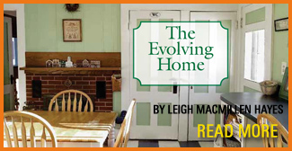 The Evolving Home